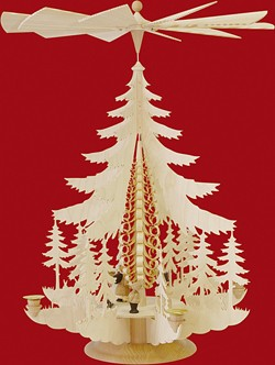 Big Pyramid Christmasfigures - nature
