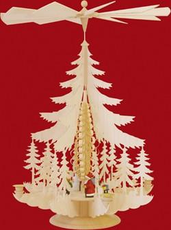 Big Pyramid Christmasfigures - colored