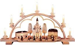 Schwibbogen old Dresden