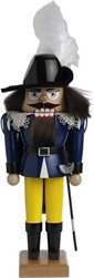 Nutcracker musketeer
