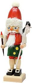 nutcracker Santa Claus toymaker