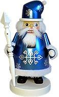 Nutcracker Santa Frost with Swarowski stones