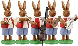Rabbit Musican 5Part Variante1