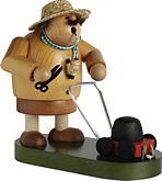 Smoker hobby gardener