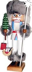 Nutcracker Russia Santa Claus