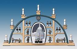 Schwibbogen with Frauenkirche