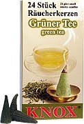 Incense Kones - green tea