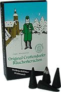 Crottendorfer Incense Smell
