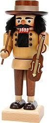 nutcracker violinist natural