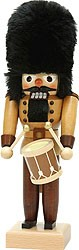 nutcracker drummer natural