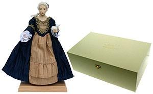 smoker Anna Constantia Countess of Cosel