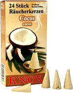 KNOX Incense - Cocos