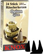 KNOX Incense - Opium