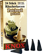 KNOX Incense - Patchouli