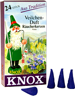 KNOX Incense - Violet fragrance