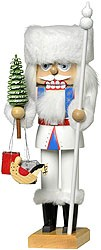 nutcracker russian Santa Claus