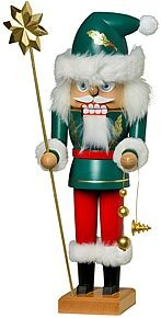 nutcracker Irish Santa
