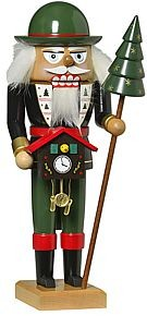 nutcracker cuckoo clock seller
