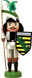 nutcracker knight Saxony