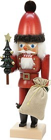 nutcracker santa small