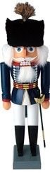 Nutcrackers british hussar