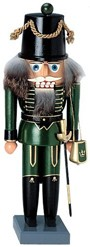 Nutcrackers Danish officer