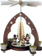 Pyramid pointed arch angel gifts