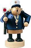 Smocker policeman