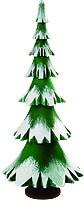 glitter fir 6 wreaths