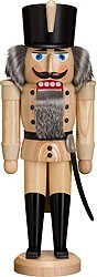 nutcracker hussar natural