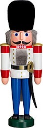 nutcracker dane white