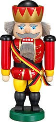 nutcracker German guy