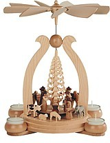 Arch Pyramid Christmas Story
