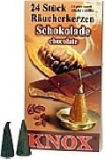 Incense Kones - chocolate