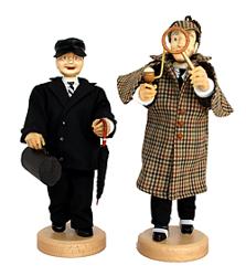 Sherlock Holmes or Dr. Watson Textil