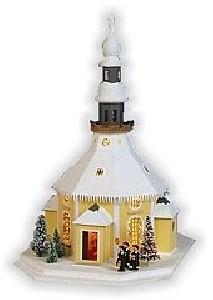 church of Seiffen