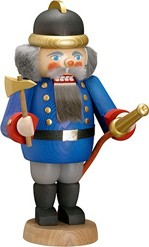 Nutcracker firefighter